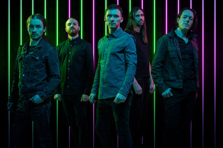 "TESSERACT PREMIERE VIDEO FOR THE NEW SINGLE ""KING"""