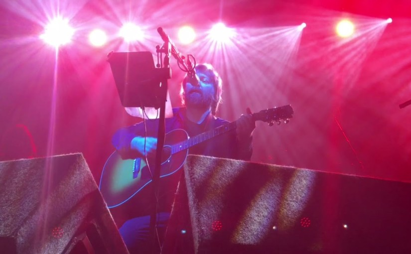 Live Review – Paul Draper – Bristol SWX – 21st February 2018 – by James R Turner