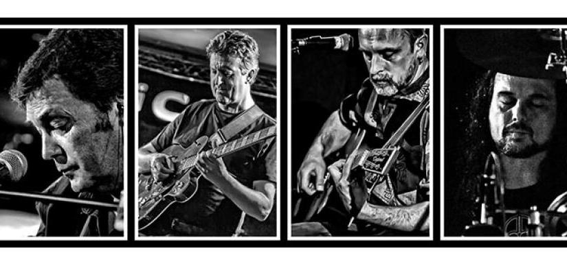 Review – John Hackett Band – We Are Not Alone – by James R. Turner