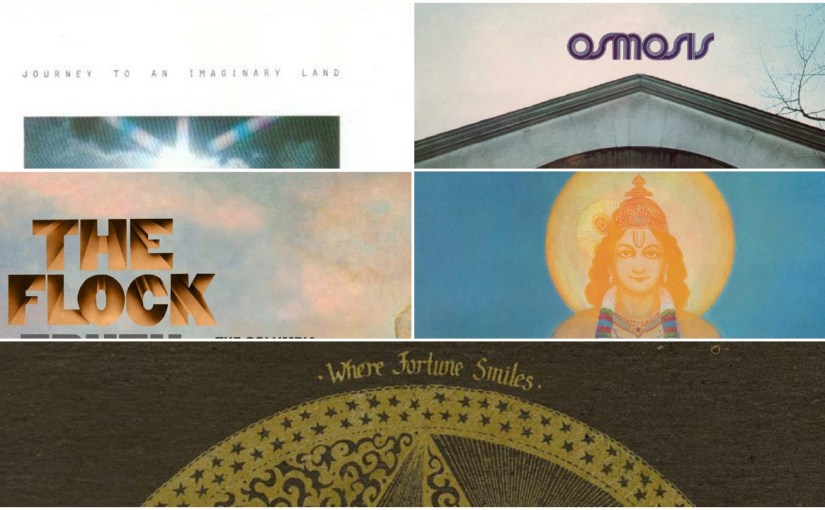 Reviews – Esoteric Reissues Round-Up Part 4 – by James R. Turner