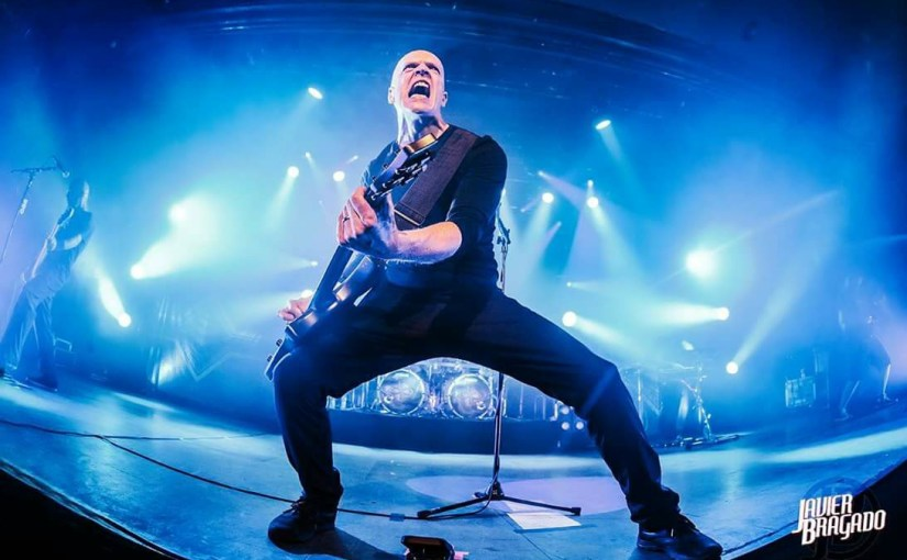 Review – Devin Townsend Project – Ocean Machine – Live At The Ancient Roman Theatre Plovdiv – by Jez Denton