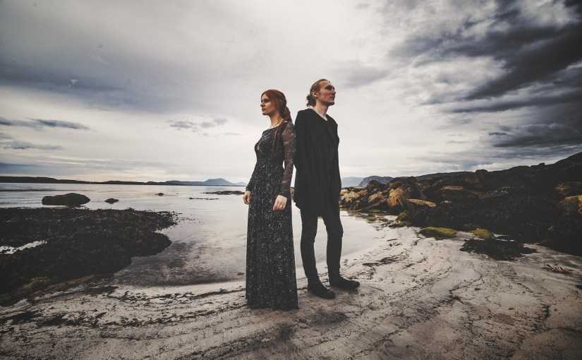 IAMTHEMORNING & KSCOPE RELEASE OCEAN SOUNDS ON 19TH OCTOBER