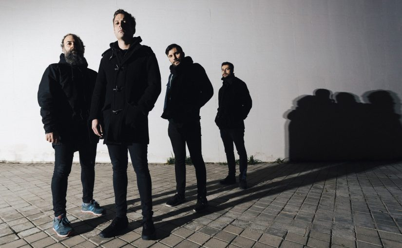 Toundra announce new album 'Das Cabinet des Dr.Caligari'to be released on 28th February 2020 via InsideOut