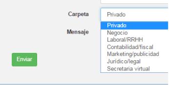 Trucos CRM online: control de gastos comerciales. Carpetas de clasificación de recibos para pymes