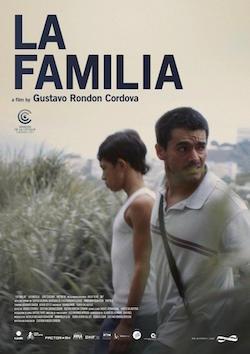 La familia_afiche