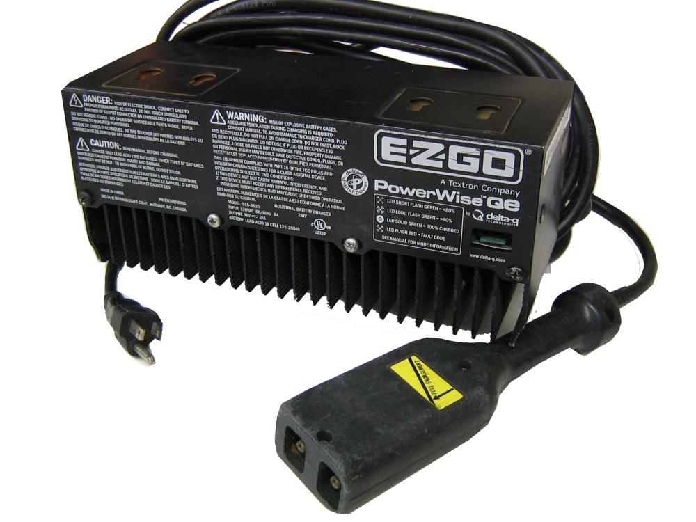 medium resolution of e z go battery charger 36v 16amp 915 3610