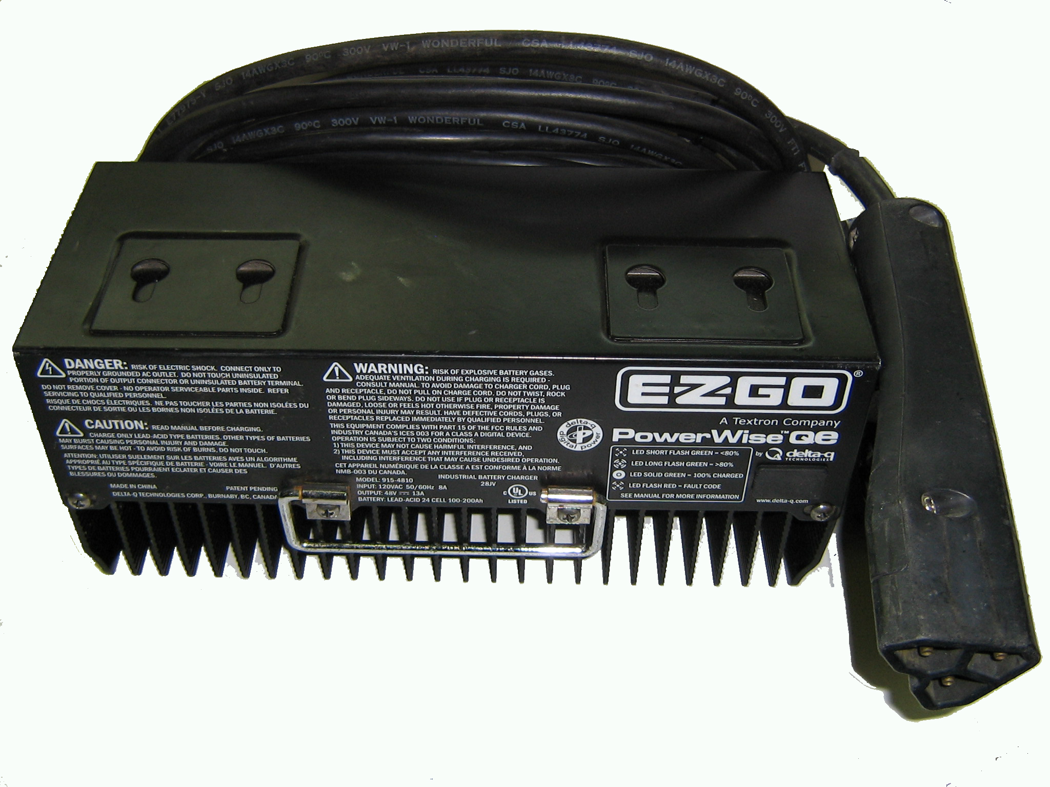 ez go battery wiring diagram for round 4 pin trailer plug professionally remanufactured parts with extended warranty
