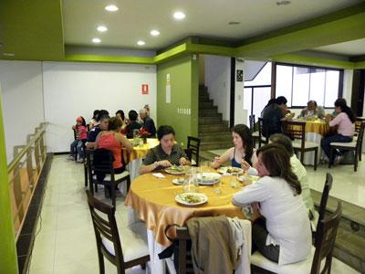 El Sombrero Restaurant Turstico  Fuera De Lima Dentro