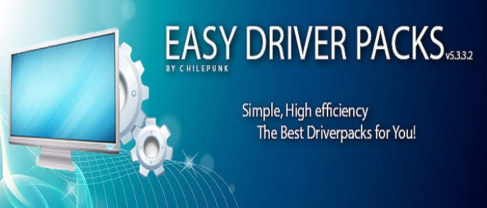 Easy DriverPacks Full