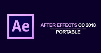 Descargar Adobe After Effects CC 2018 Portable