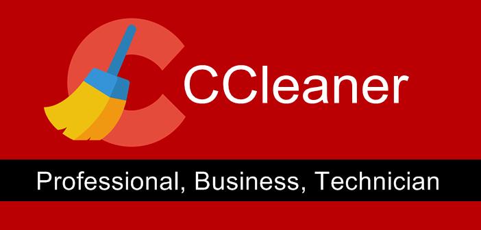 Descargar CCleaner Professional, Business, Technician Full