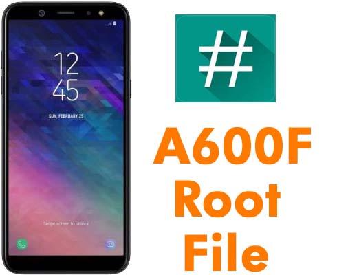 A600F U4 9.0 ROOT DOSYASI