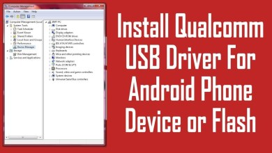 Photo of Qualcomm USB Driver v2.2.0.0 Setup