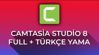 Photo of Camtasia Studio 8.4 Full Türkçe İndir