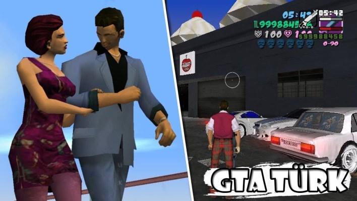GTA Vice City Türk İndir
