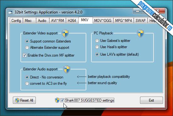 codecuri gratuite pentru Windows 7