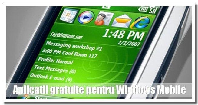aplicatii-gratuite-pentru-Windows-Mobile