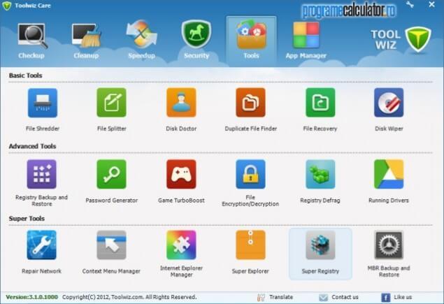 1-optimizeaza_curata_configureaza_windows_toolwiz_care