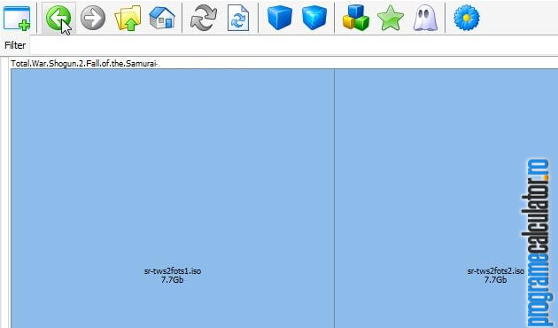 space sniffer spatiu hard disk
