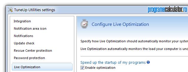 TuneUp Live Optimization 2.0