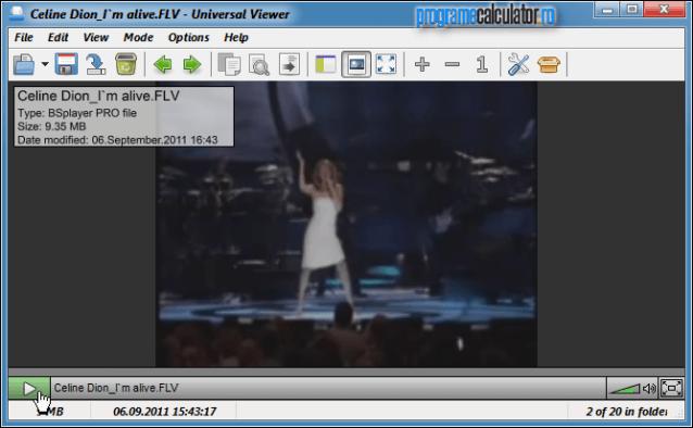 Player - Universal Viewer