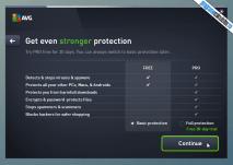 AVG Basic protection
