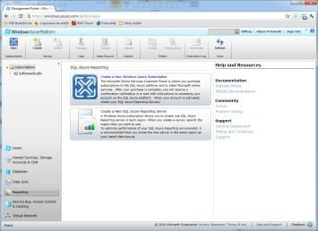 windows-azure-sql-reporting