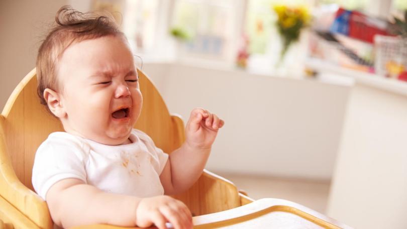 Que faire si votre bébé refuse la petite cuillère ?