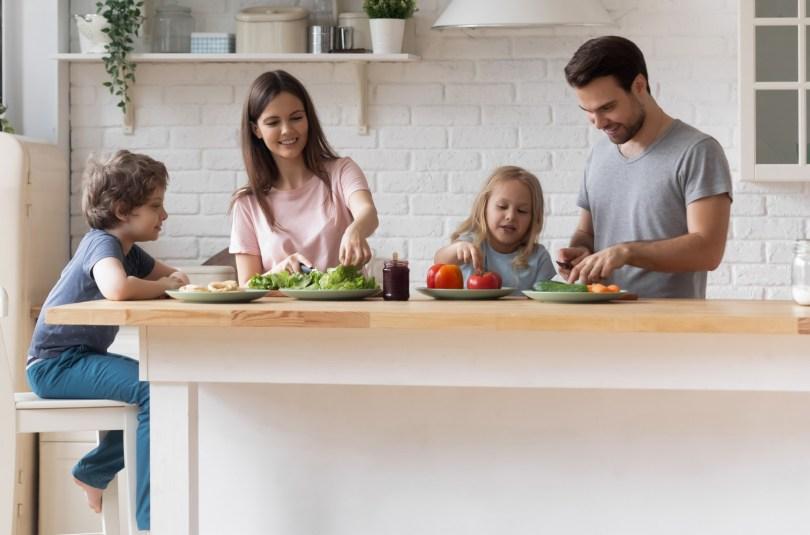 Comment bien organiser le dîner au quotidien avec des enfants ?