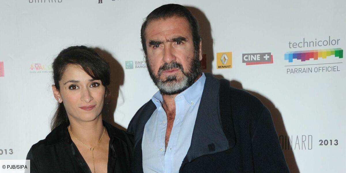 En vrai, je ne peux pas imaginer un autre homme qu'éric. Eric Cantona Et Sa Compagne Rachida Brakni Joueront Ensemble Dans La Serie Le Voyageur