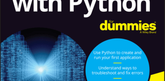 beginning programming with python for dummies for dummies series