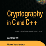 Cryptography in C and C++, Second Edition By Michael Welschenbach-min