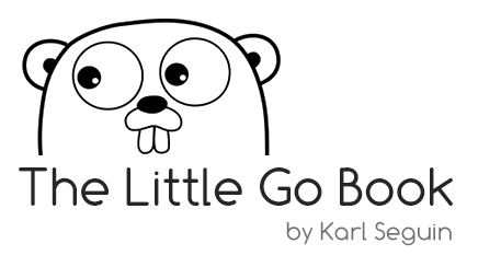 The Little Go Book