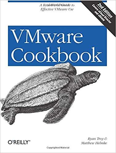 VMware Cookbook, 2nd Edition