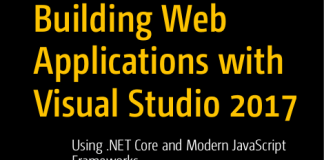 Building Web Applications with Visual Studio