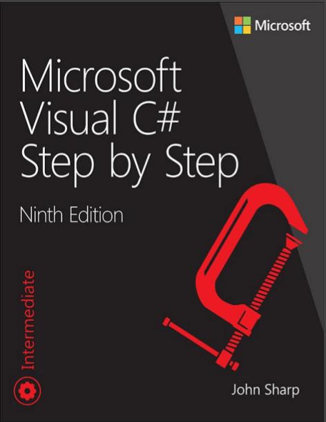 Microsoft Visual C# Step by Step, 9th Edition