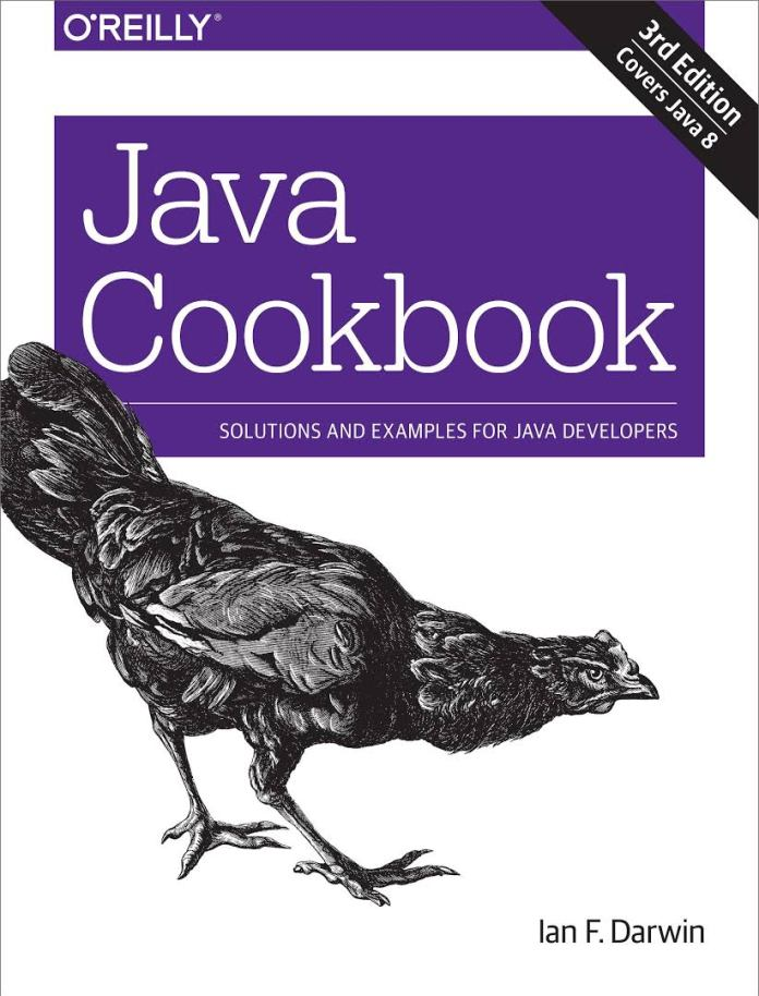 Java Cookbook