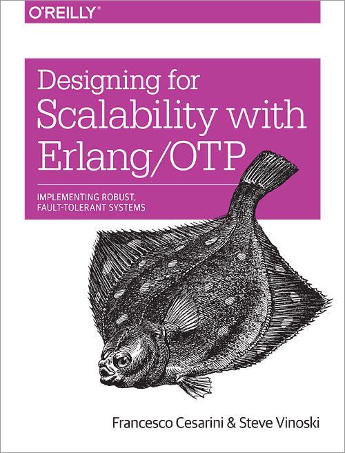 Designing for Scalability with Erlang