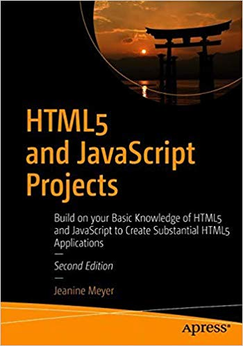 Html5 And Javascript Projects 2nd Edition Pdf Programmer Books