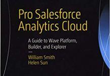 Pro Salesforce Analytics Cloud
