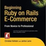 Beginning Ruby On Rails E-Commerce
