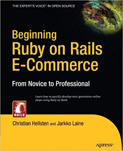 Beginning Ruby On Rails E-Commerce