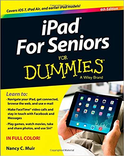 iPad For Seniors For Dummies, 6th Edition