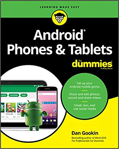 Android Phones & Tablets For Dummies