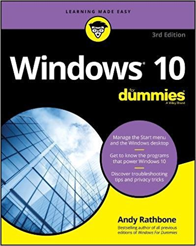 Windows 10 For Dummies, 3rd Edition