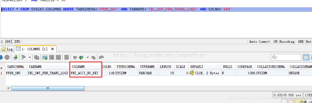 Db2 error: SQLCODE=-407. SQLSTATE=23502. SQLERRMC=TBSPACEID=5. TABLEID=30. COLNO=149. DRIVER=3.50.152 - Programmer Sought