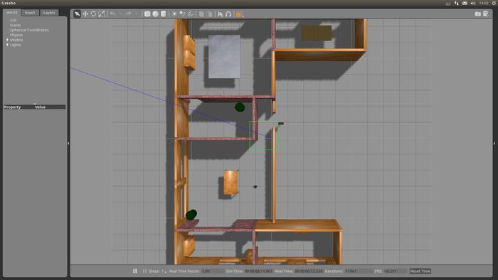 Ubuntu16.04+Ros Kinetic+TurtleBot3 simulation building tutorial - Programmer Sought