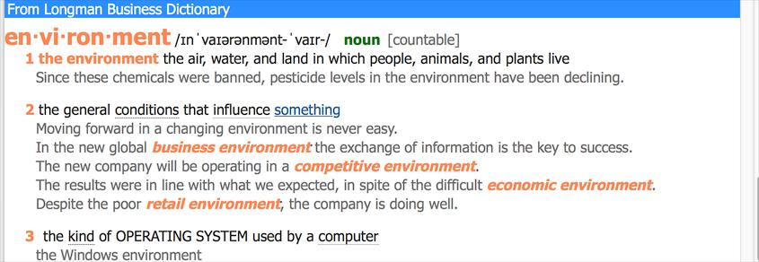 Mac Longman 5++ (Longman LDOCE5) double solution · example sentence pronunciation Thesaurus production - Programmer Sought
