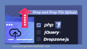 jQuery File Upload in PHP