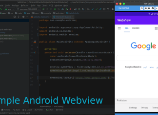 android-webview-tutorial